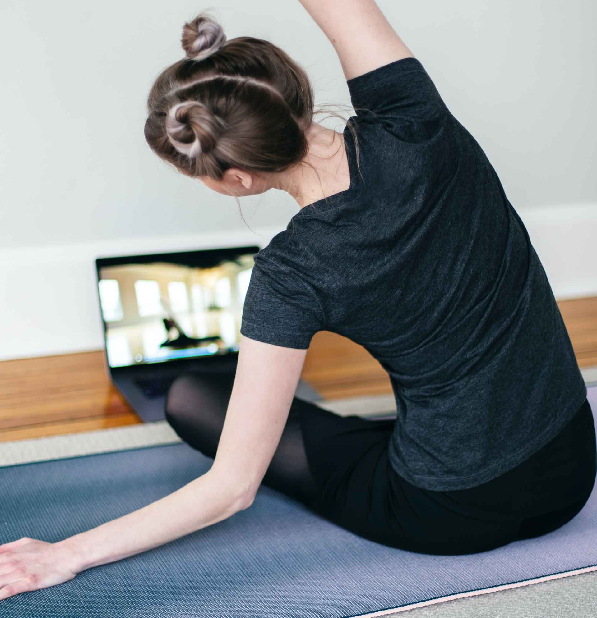online exercise class
